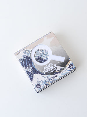 The Wave Hokusai Micro Puzzle