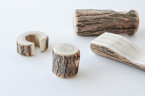 Branch Wood Building Blocks