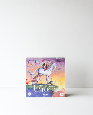 My Unicorn Glitter Puzzle — 350pcs