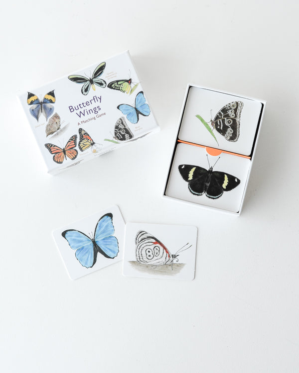 Butterfly Wings — A Matching Game