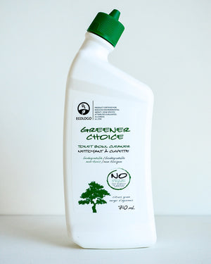 Greener Choice Toilet Bowl Cleaner