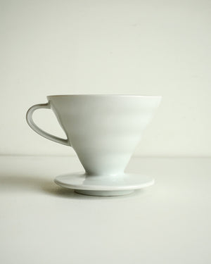 Hario Single Cup Pour Over Coffee Maker - V60-02