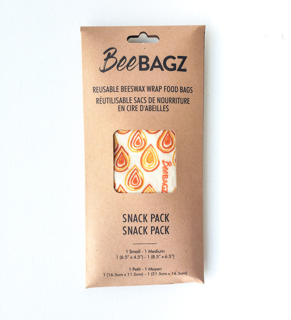 Beeswax Bag — Snack Pack