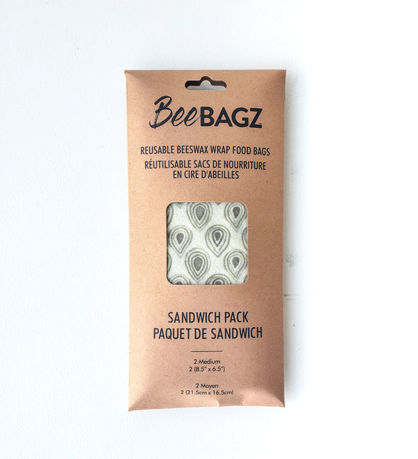 Beeswax Bag — Sandwhich Pack