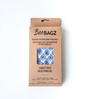 Beeswax Bag — Family Pack