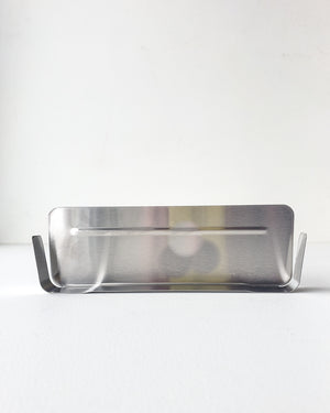 "Stainless Steel Airtight Lunchbox — 9""x7"""