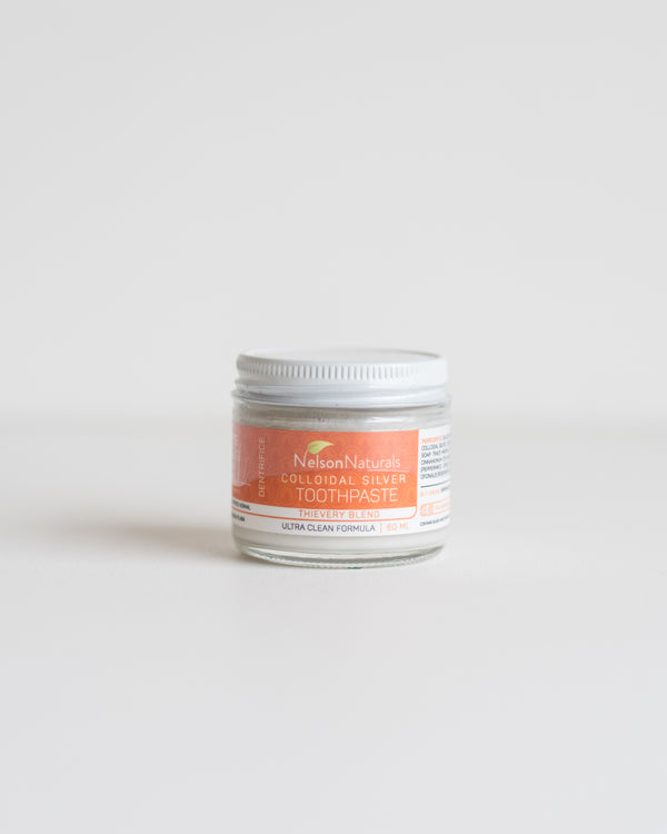 Nelson Natural Toothpaste -Citrus Spice Blend (formerly Thieves)