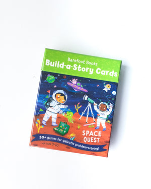 Build-a-Story Cards — Space Quest