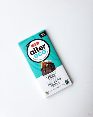 Alter Eco - Organic Chocolate Bar