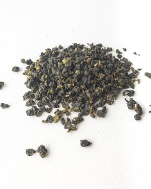 Milk Oolong, Loose Tea — Genuine Tea