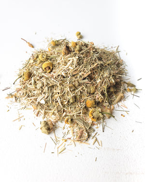 Organic Chamomile Lemongrass, Loose Tea — Genuine Tea
