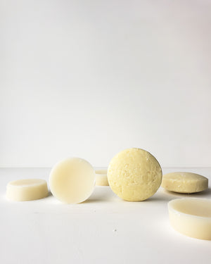 be YOU Shampoo + Conditioner Bar — Bottle None