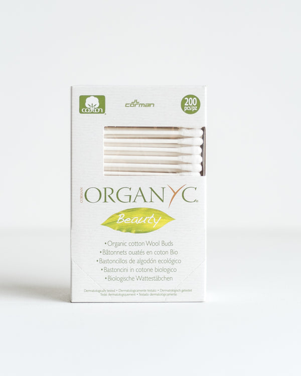 Organ(y)c Beauty Cotton Swabs