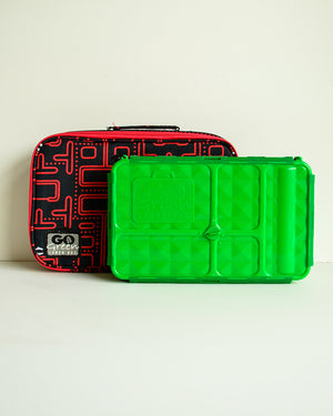 Go Green Lunchbox - Packman