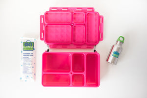 Go Green Lunchbox - Flamingo