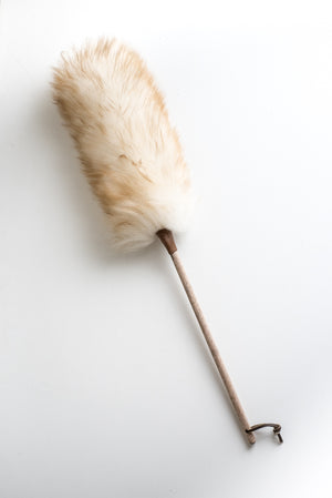 Redecker Natural Lambswool Duster
