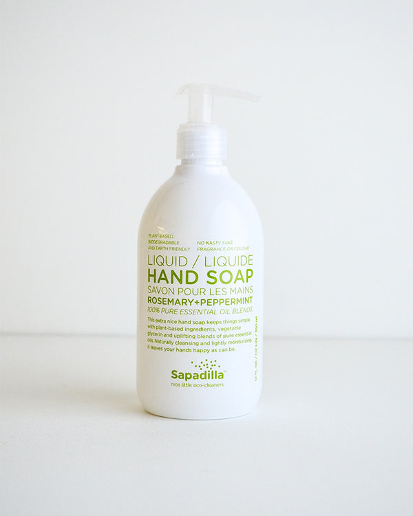 Sapadilla Liquid Hand Soap