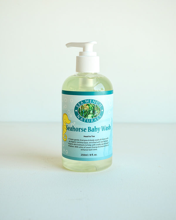 Sea Wench Naturals Seahorse Baby Wash