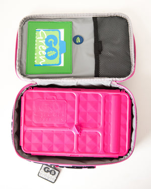 Go Green Lunchbox - Blue Camo