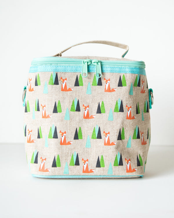 SoYoung Olive Fox Cooler Bag