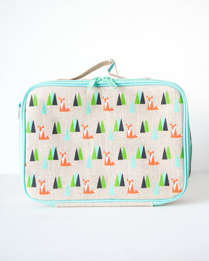 SoYoung Olive Fox LunchBox