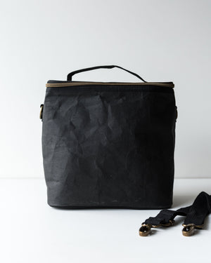 SoYoung Black Paper Lunch Poche