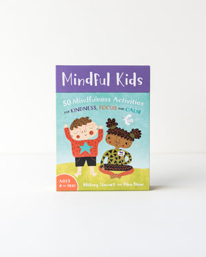 Mindful Kids Activity Card Deck
