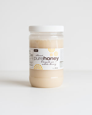 Sweet Pure Honey - Creamed Honey