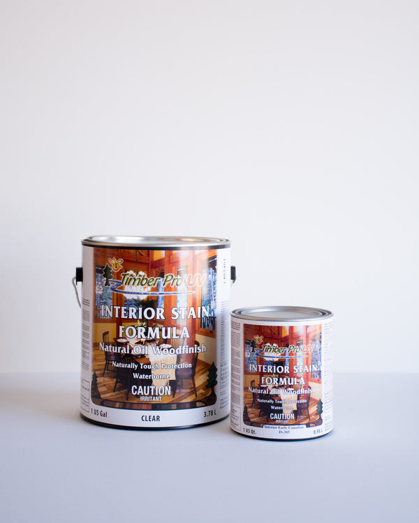 Timber Pro Interior Stain 1 Gallon