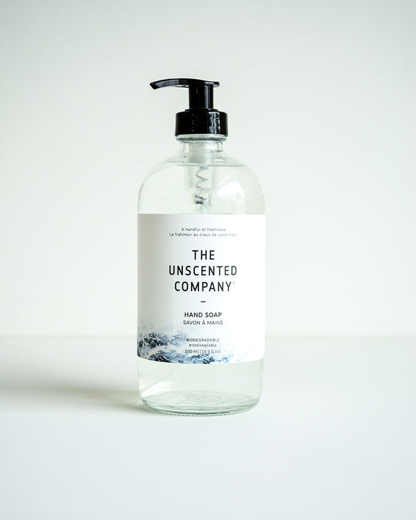 The Unscented Company Hand Soap