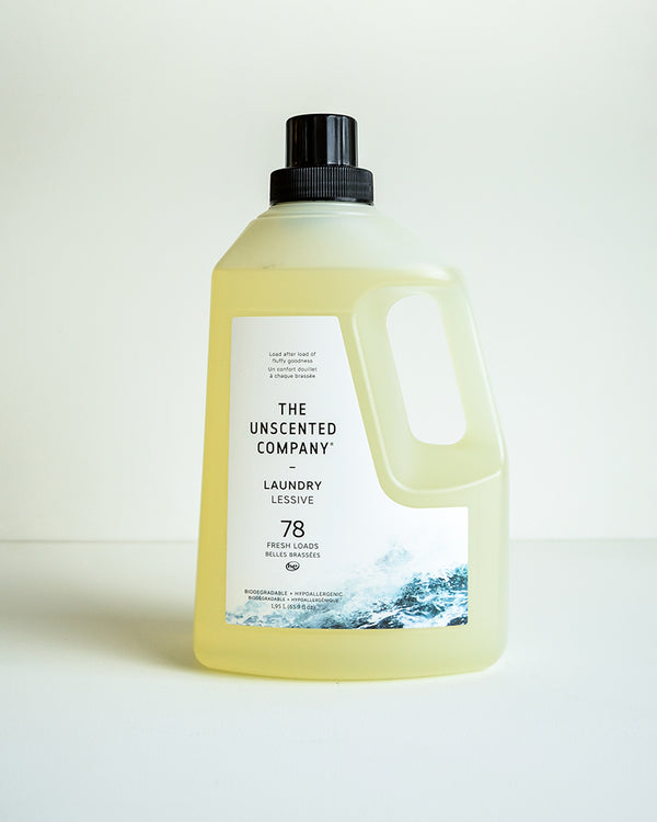 The Unscented Company Laundry Soap