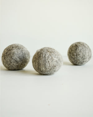Wool Dryer Balls - Moss Creek Wool Works