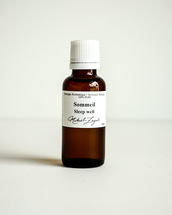 Sleep Well - Zayat Aroma Essential Oil Blend -
