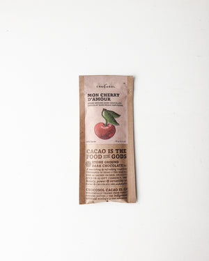 Chocosol — Mon Cherry D'Amour + 65% Dark Chocolate Bar