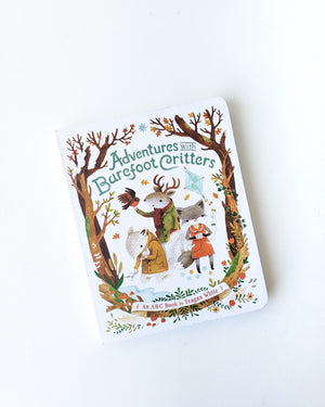 Adventures with Barefoot Critters — Board Book