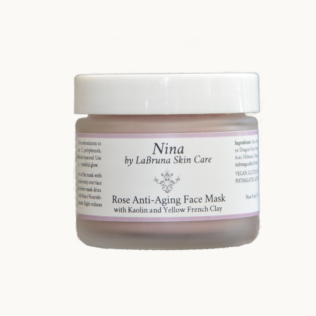 Rose Anti-Aging Face Mask