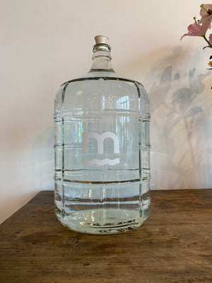 Five Gallon Glass Bottle