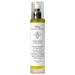 Nina - Aphrodisiac Hemp Massage Oil