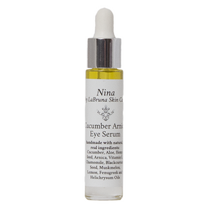 Nina - Cucumber Arnica Eye Serum