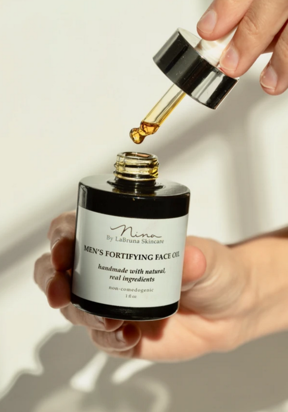 Men's Fortifying Face Oil