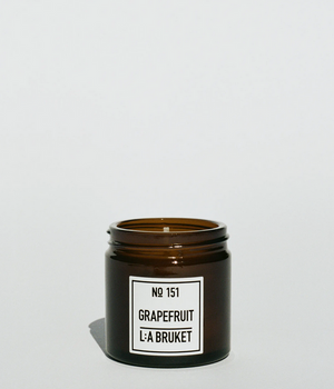 Scented Candle with Grapefruit