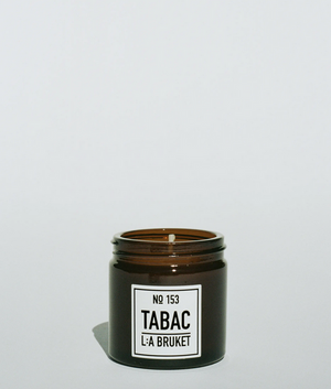 Scented Candle with Tabac