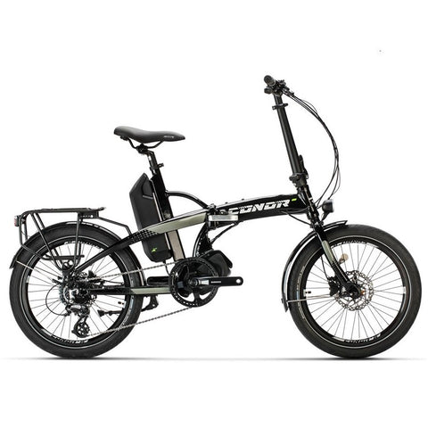 Image of Conor WRC E4 E-Folding E5000 418Wh 40Nm 250W Bicicleta Eléctrica Plegable