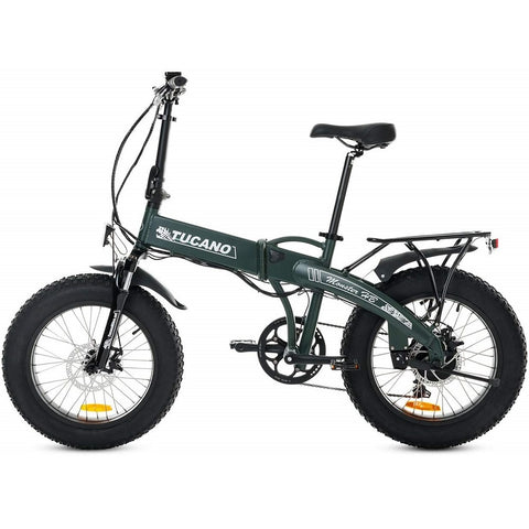 Image of Tucano eBike Monster 20 HB, 36V 10'4Ah, 250W, Bicicleta Eléctrica Plegable FAT