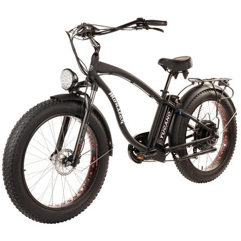 Tucano eBike Monster 26 LTD, 48V 12Ah, 1000W, Cruiser Todoterreno FAT