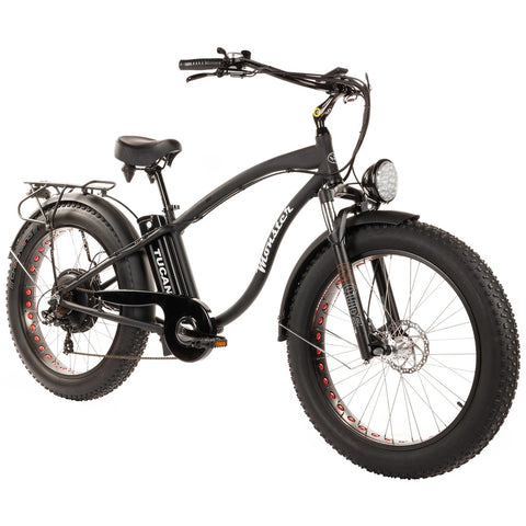 Image of Tucano eBike Monster 26 LTD, 48V 12Ah, 1000W, Cruiser Todoterreno FAT