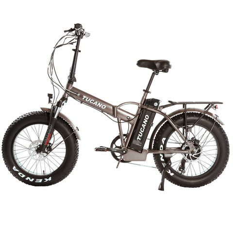 Tucano eBike Monster 20 LTD, 48V 12Ah, 500W, Plegable Todoterreno FAT