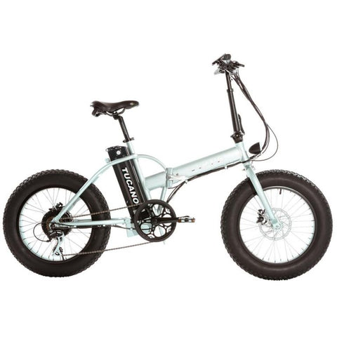 Tucano eBike Monster 20 NAKED, 48V 12Ah, 500W, Plegable Todoterreno FAT
