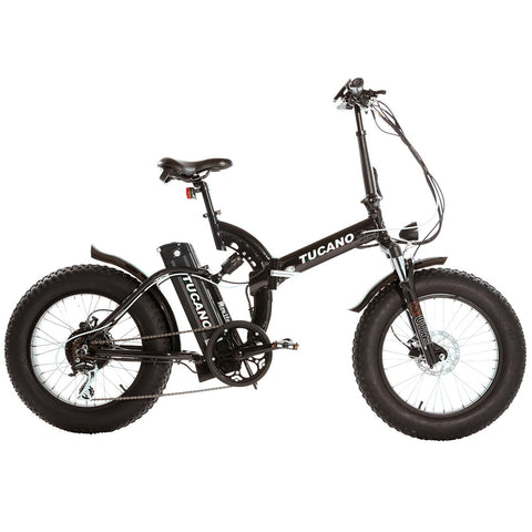 Tucano eBike Monster FS, 48V 12Ah, 500W, Plegable FAT