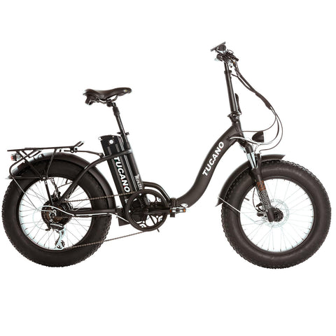 Tucano eBike Monster Low-E, 48V 12Ah, 500W, Plegable FAT